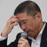 CEO Nissan từ chức do sai phạm trong quản lý