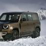 Land Rover giới thiệu phiên bản mới của huyền thoại Defender
