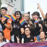 TP.HCM: Hàng nghìn bạn trẻ LGBT tham gia diễu hành