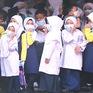 Malaysia: Học sinh đeo khẩu trang trong lớp để hạn chế khói bụi