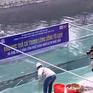 Hoàn thành quá trình lấy mẫu nước sông Tô Lịch