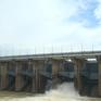 Thủy điện Trị An tăng lưu lượng xả tràn do mưa lớn