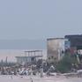 Sạt lở nghiêm trọng bờ biển, bờ sông tỉnh Tiền Giang