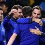 ĐT Châu Âu giành lợi thế trong ngày đầu tiên của Laver Cup 2019
