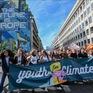 Học sinh, sinh viên Bỉ tuần hành quy mô lớn vì khí hậu
