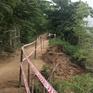 Quảng Trị: Sạt lở bờ sông diễn biến phức tạp và khó kiểm soát