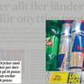 Nhiều nước châu Âu đánh thuế tiêu thụ đồ uống có đường