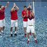Novak Djokovic cùng ĐT Serbia giành chức vô địch ATP Cup 2020