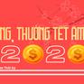 Lương, thưởng Tết âm lịch 2020