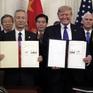 Dư luận đánh giá tích cực thỏa thuận Mỹ - Trung giai đoạn 1