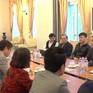 Đại sứ quán Việt Nam tại Đức gặp mặt những người làm báo cộng đồng