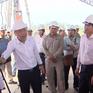 Bộ trưởng Bộ GTVT kiểm tra tuyến cao tốc Trung Lương - Mỹ Thuận