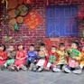 Chùm ảnh: Ấn tượng không gian văn hóa dân gian dành cho học sinh tại thủ đô