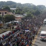 Mexico đối phó với đoàn người di cư Trung Mỹ