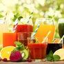Nước ép trái cây, rau củ có thể chữa ung thư?