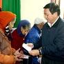 Giám đốc Học viện Chính trị Quốc gia Hồ Chí Minh thăm, chúc Tết tại Tuyên Quang