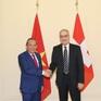 Tăng cường hợp tác Việt Nam - Thụy Sỹ