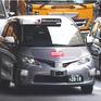 Thử nghiệm dịch vụ taxi tự lái đầu tiên trên thế giới
