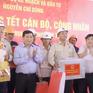 Bộ trưởng Bộ KH&ĐT thăm công trình cao tốc Trung Lương - Mỹ Thuận