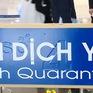 Kiểm dịch phòng ngừa viêm phổi cấp tại sân bay Nội Bài