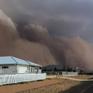 Bão cát khổng lồ tràn qua bang New South Wales, Australia