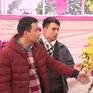 Thị trường hoa sôi động ngày cận Tết