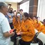 Lãnh đạo TP.HCM thăm, chúc Tết người lao động tại Khu xử lý chất thải Đa Phước