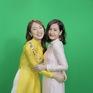 """Chị chị em em Khánh Vy - Thảo Tâm lần đầu """"song kiếm hợp bích"""" dẫn show Tết IFO"""