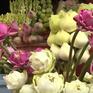 TP.HCM: Sức mua kém, hoa Tết ngày cuối năm tan tác