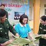 Tết quân dân nơi biên cương Quảng Bình