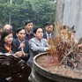 Dâng hương tưởng niệm các Vua Hùng nhân dịp Tết Canh Tý 2020