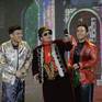 """VIDEO: """"Ông hoàng truyền thông"""" Chí Trung cùng đệ tử biểu diễn Bài ca câu view"""