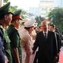 Thủ tướng Nguyễn Xuân Phúc chúc Tết lực lượng vũ trang và nhân dân TP Đà Nẵng