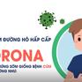 Bộ Y tế khuyến cáo thực hiện biện pháp phòng ngừa virus corona