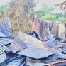 6 căn nhà ở Cần Thơ bị cháy ngày mùng 2 Tết