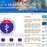Cập nhật thông tin về dịch viêm phổi corona qua hai trang web chính thức của y tế Việt Nam