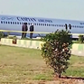 Máy bay Iran chở 135 người trượt khỏi đường băng