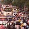 TP.HCM chủ động chống ùn tắc giao thông dịp sau Tết