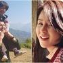 """Huỳnh Anh khiến fan tan chảy với loạt ảnh hậu trường phim Tết """"Mùa xuân ở lại"""""""