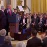 Mỹ công bố kế hoạch hòa bình Trung Đông