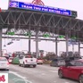 Cao tốc Pháp Vân - Cầu Giẽ giảm ùn tắc ngày cuối kỳ nghỉ lễ