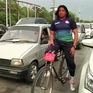 Đi xuyên Pakistan trên xe đạp không phanh