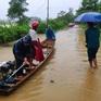 200.000 học sinh Hà Tĩnh nghỉ học từ ngày 19/10 vì mưa lũ