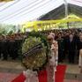 Phó Thủ tướng Trịnh Đình Dũng dự lễ tang 13 đồng chí hy sinh tại Rào Trăng 3