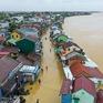 Hàng không ứng trực 24/24h đối phó với mưa lớn tại miền Trung
