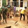Quảng Trị: 4 cán bộ xã bị thương nhẹ, 7 người dân mất tích chưa tìm ra