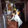 Hồ Kẻ Gỗ tăng mức xả tràn, tỉnh Hà Tĩnh phát lệnh sơ tán hơn 45.000 dân