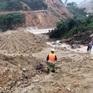 Khối lượng đất đá sạt lở tại Rào Trăng 3 ước tính trên 30.000 m3, độ sâu 5-7m