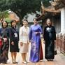 Phu nhân Thủ tướng Nhật Bản thăm Văn Miếu - Quốc Tử Giám và Bảo tàng Phụ nữ Việt Nam