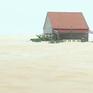 Quảng Bình trong biển nước lũ: Khi nóc nhà là nơi cao nhất để trú ẩn